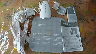 Angelcare AC1100 Digital Colour Video Movement &Sound Baby Monitor. Touch Screen