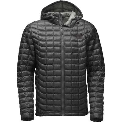 The North Face Men's Thermoball Insulated Hoodie Jacket Coat NEW Great Gift Grey