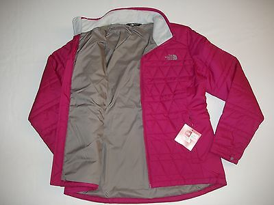 THE NORTH FACE Women's Dani Puffer Insulated Full Zip Jacket Coat Great Gift New