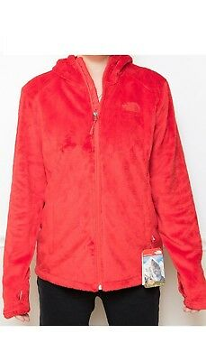 THE NORTH FACE Women's Classic Osito Soft Fleece Zip Hoodie Jacket Great Gift