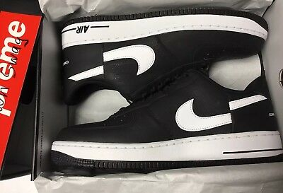 76dbeb7aa79680 Supreme Comme des Garcons SHIRT Nike Air Force 1 PASS AS DEADSTOCK Worn 1X
