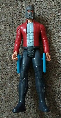 Marvel Titan Hero Series Guardians of the Galaxy Star Lord Complete 2016 Hasbro