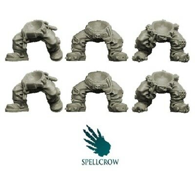 SPELLCROW Entrance of Ruined Temple TERRAIN SCENERY BITS 28mm COMPATIBLE SPC PDT
