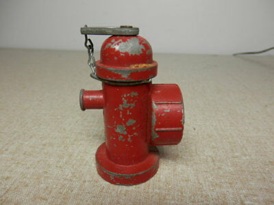 Vintage Tonka Toy Fire Hydrant Water Lawn Sprinkler with Key