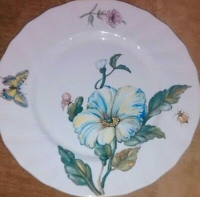 Villeroy & Boch Bouquet Dinner Plate 10 1/4 Inch Series #5 - Free Shipping