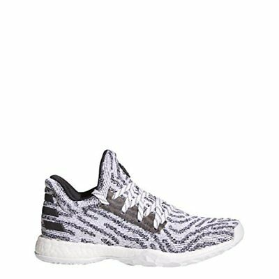 65e7ee889161 ADIDAS HARDEN VOL.1 J Junior BW1110 boys white shoes sz 5Y Brand New ...