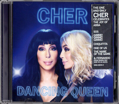 Cher Dancing Queen Music CD 2018 Factory Sealed Brand New Unopened