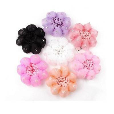 Top Baby Child Dance Balls Hair Net Involucres Large Hair Accessories Hair k