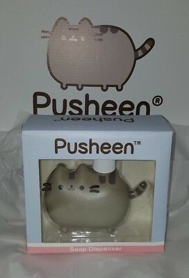 Pusheen Cat Soap or Lotion Dispenser ~ Use In Any Area Of The House/See Details