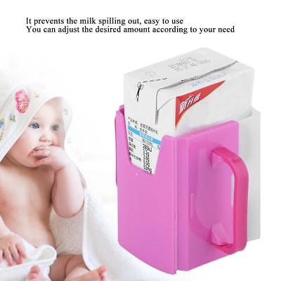 Durable Spill-Proof Beverages Drinking Cup Holder Toddler Self-Helper Non-toxic