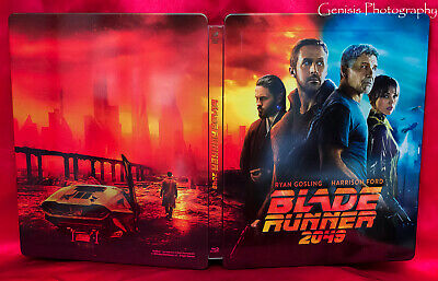 Blade Runner 2049 FAC 4K + 3D + Blu-Ray(World Excl. Artwork) Steelbook Sold Out
