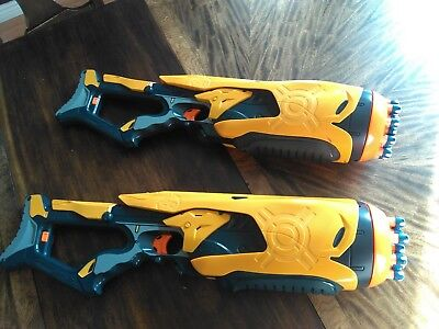 Nerf Dart Tag Swarm fire Lot of 2
