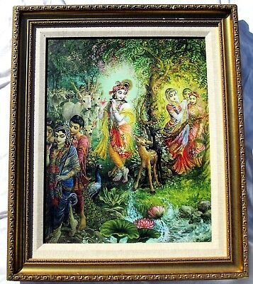 India Hindu Mythalogical Painting