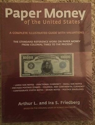 Paper Money of the United States 21st ed. Softbound New-Still in Orig Wrapper