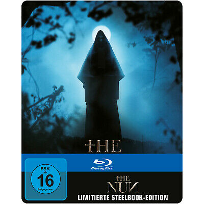 The Nun (Steelbook) - (Blu-ray)