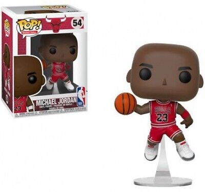 NBA Chicago Bulls Funko POP! Sports Michael Jordan #54 & Protector- PREORDER