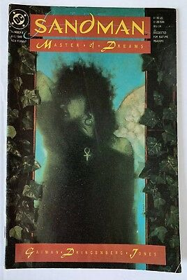 DC Sandman Master of Dreams  #8 (Aug 1989) - First appearance of Death