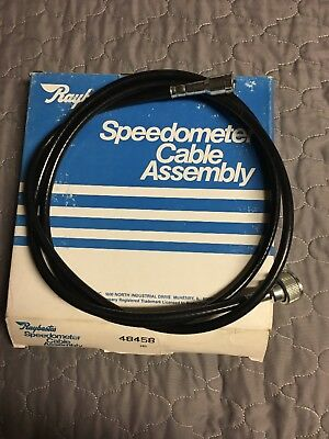 """Raybestos 48458 Speedometer Cable - 72"""" Long"""