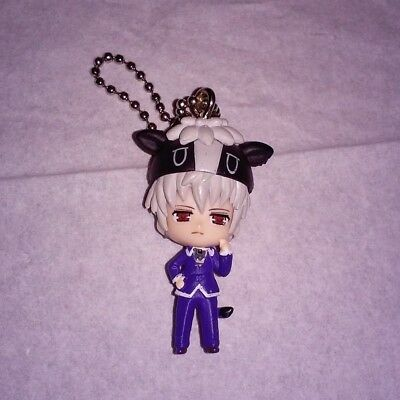 Fruits Basket Character Mascot Charm - Haru Sohma with Cow Hat (Slightly Used)