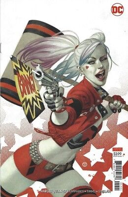 Harley Quinn #57B Tedesco Variant-sold out NM