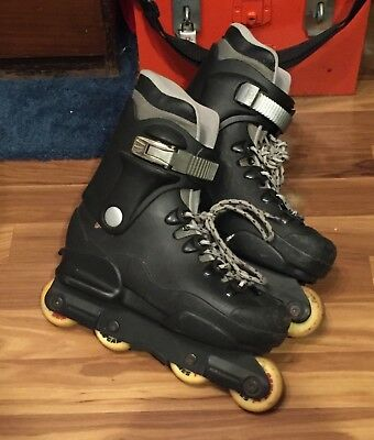 EX RARE X GAMES Rollerblades [Aggressive], Salomon, USD, RB, Hodge Podge SIZE5-8
