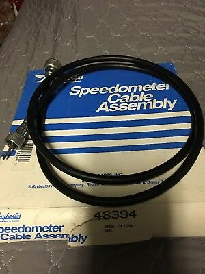 """Raybestos 48394 Speedometer Cable - 57"""" Long"""