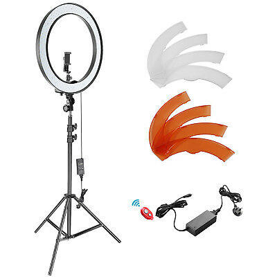 "Neewer 18"" Outer Photo Studio Dimmable SMD LED Ring Light with Stand Kit"