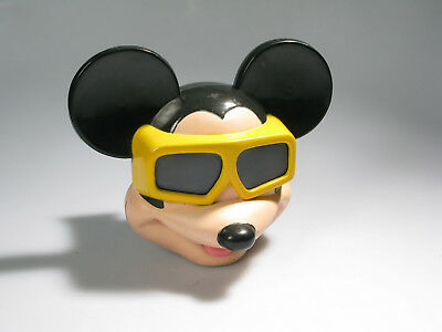 Mickey Mouse 3D Stereo Betrachter Viewmaster