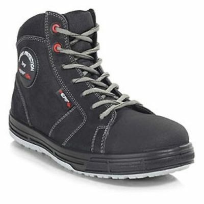 Performance Brands PB5 Baseball Style Safety Boots Black  - Various Sizes