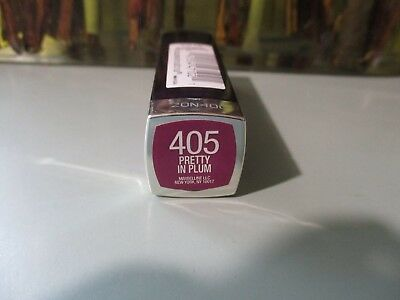 Maybelline Color Sensational Lipstick 405 Pretty In Plum