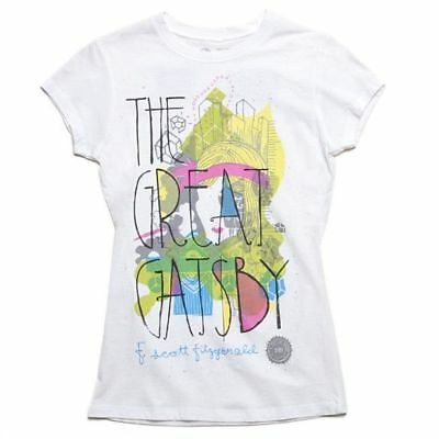 The Great Gatsby — Women's T-shirt (small) by Out of Print — Mikey Burton — NWT