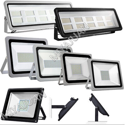 LED Floodlight 10/20/30/50/1000W Garden Security Flood Lights Warm Cool IP65