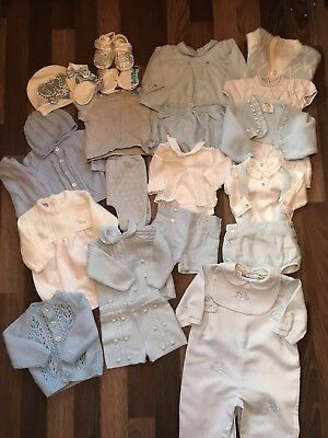 Spanish Baby Boy Bundle 0-3 Months