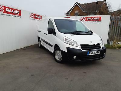 2013 62 PEUGEOT EXPERT VAN 2.0HDi 130 ( EU5 ) ATV ( 2.7T).1 OWNER FROM NEW.2KEYS