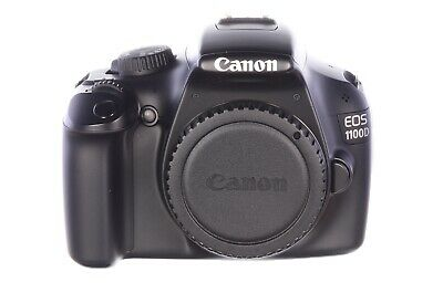 Canon 1100D body, almost mint