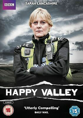 Happy Valley Complete Series 1 DVD First Season Original UK NEW Sealed S8