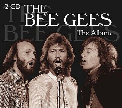 The Bee Gees - The Album - 2 CD SET NEU OVP
