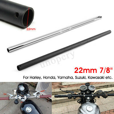 7/8'' 22mm Motorcycle Straight Handlebar Drag Bar For Yamaha Harley Honda CG125