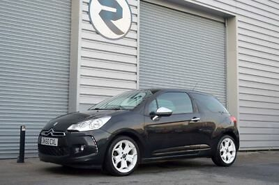 2010 Citroen Ds3 1.6 Hdi Black And White 3Dr