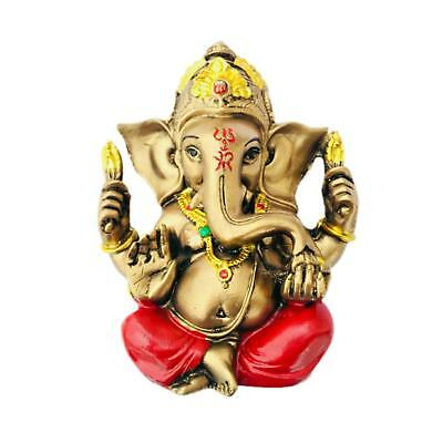 Ganesha Statue for Good Luck Idol for Happiness Good Fortune Home Decor & Gift