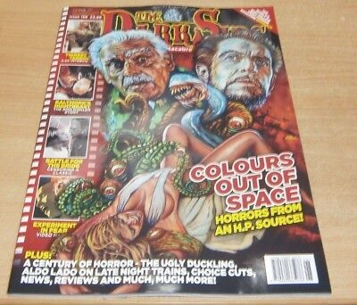 The Dark Side magazine #198 2019 Colours out of Space Horrors from an HP Source