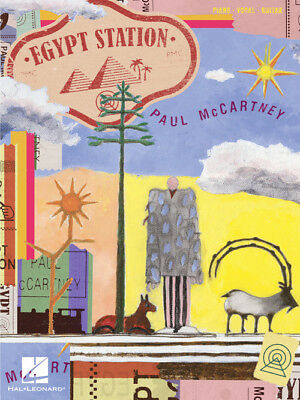 Paul McCartney–Egypt Station PIANO/VOCAL/GUITAR MUSIC BOOK-NEW ON SALE SONGBOOK!