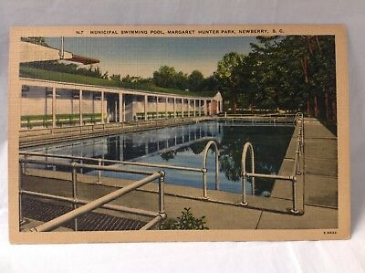 Municipal Swimming Pool, Newberry, SC*Request Combined Shipping BEFORE You Pay*
