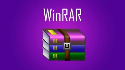Winrar 5.60 Latest Version Lifetime Key With Your Name- Digital Download