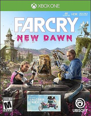 Far Cry 5 New Dawn XBOX ONE GAMES I DIGITAL NO KEY NO CD LEGGI DESCRIZIONE DOWNL