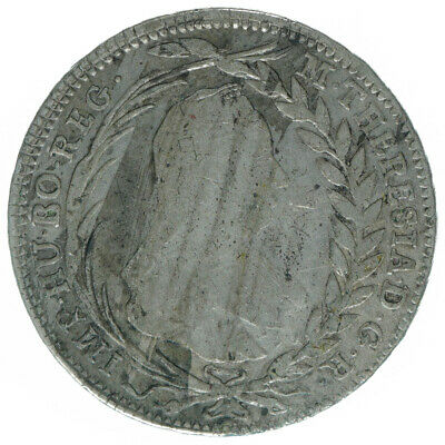 RDR Österreich Maria Theresia 20 Kreuzer 1767 IC-SK A30229