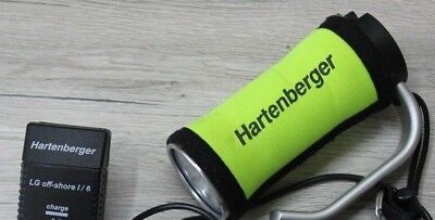 Hartenberger Nano Compact Tauchlampe mit Offshore 1/6