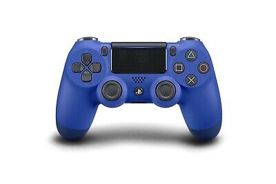 Controller Wireless V2 Dualshock 4 Wave Blue Per Sony Ps4