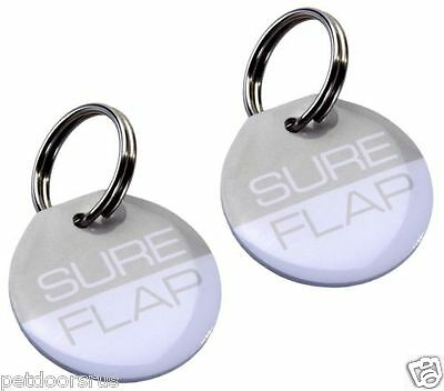 Sureflap RFID Collar Tags - 2 pack For use with Sureflap & Surefeed Products