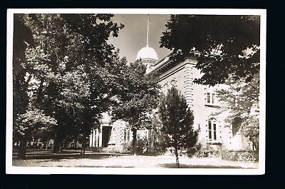 circa 1944 Frasher RPPC of the Nevada State Capitol Building in Carson City NV